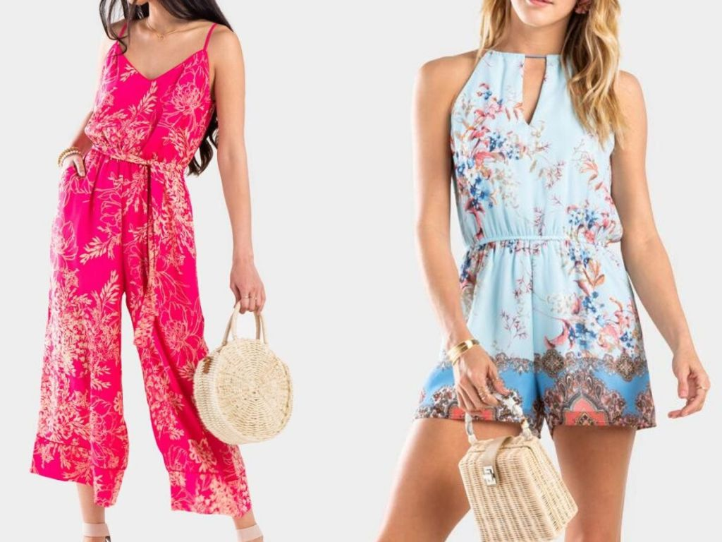 two francescas rompers