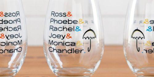 Gift Ideas Just $10 Or Less on Francescas.com | Friends Wine Glasses, Capri Blue Candles & More
