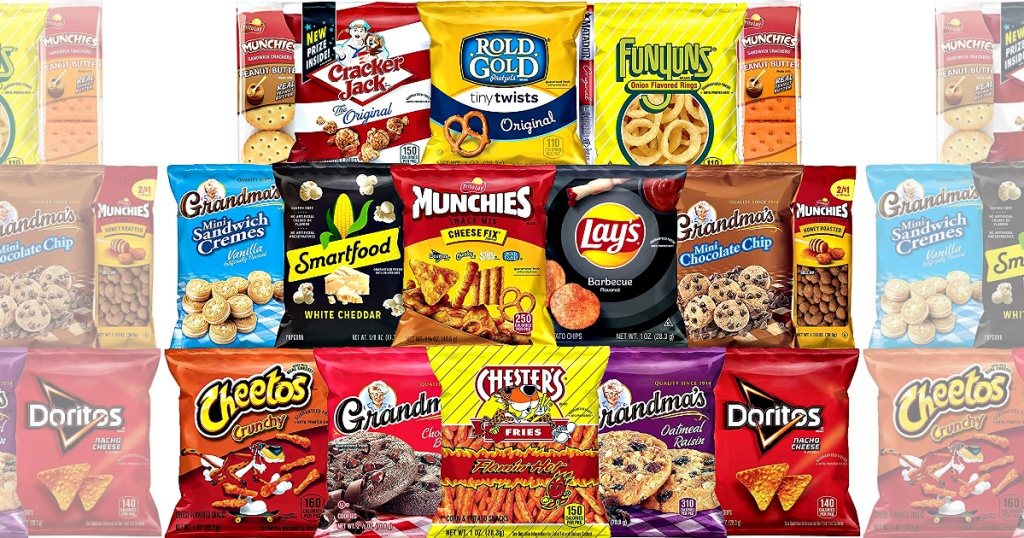 Frito-Lay Ultimate Snack Package 40-Count