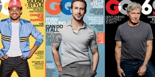 FREE 1-Year GQ Magazine Subscription | No Credit Card Needed