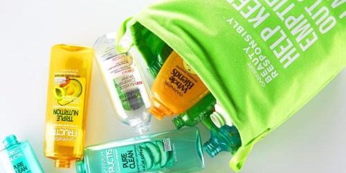 FREE Recycling Bin from Garnier