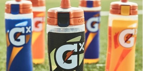 10,000 Win Gatorade Custom GX Bottle ($25 Value)