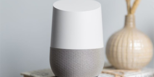 Google Home Smart Speaker Only $29 (Regularly $100) | Thousands of 5-Star Reviews