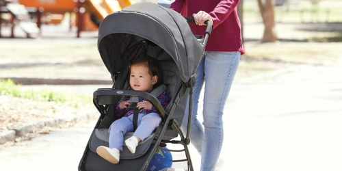 Graco NimbleLite Stroller Only $69.99 Shipped on Target + Save on Car Seats