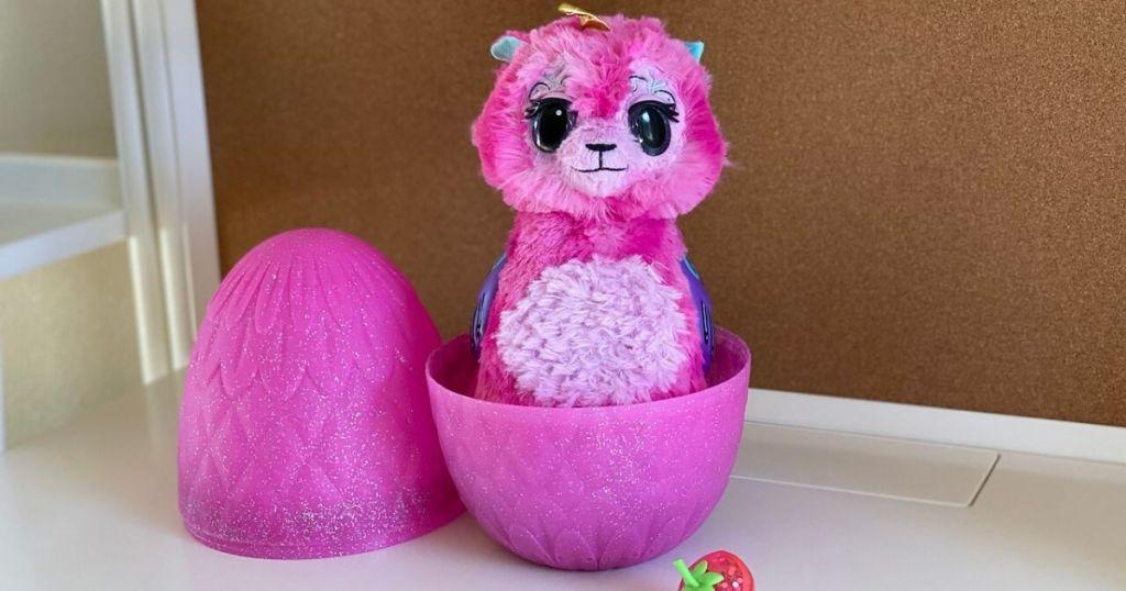 Hatchimals Llalacorn Toy