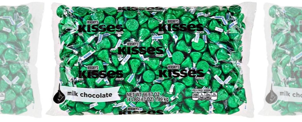 Hershey's 400-Count Milk Chocolate Kisses