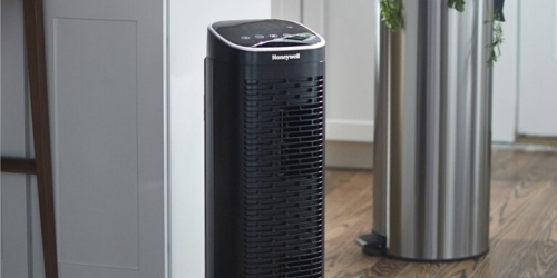 Honeywell Air Purifier as Low as $117.99 Shipped After Rebate + Get $30 Kohl's Cash