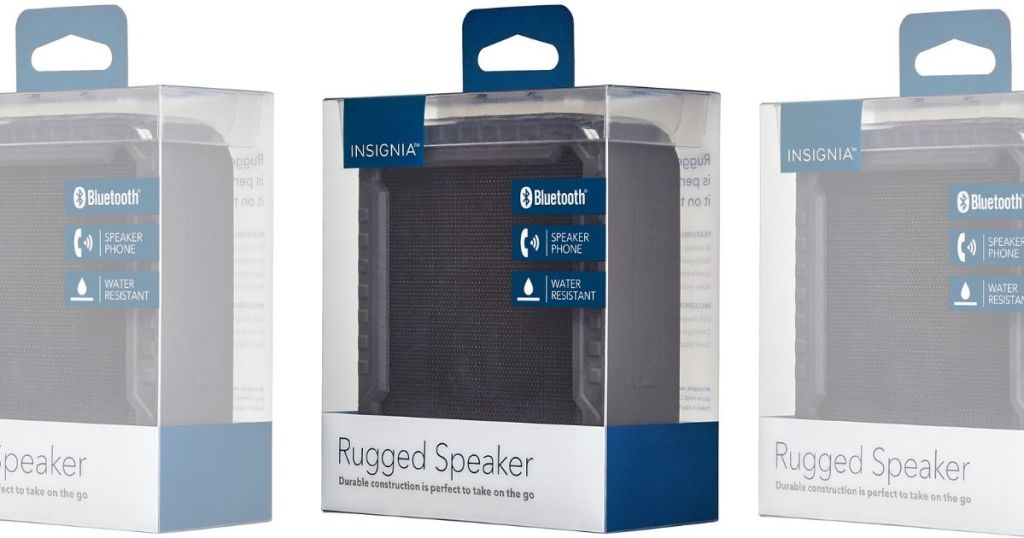 Bluetooth Speaker in Box
