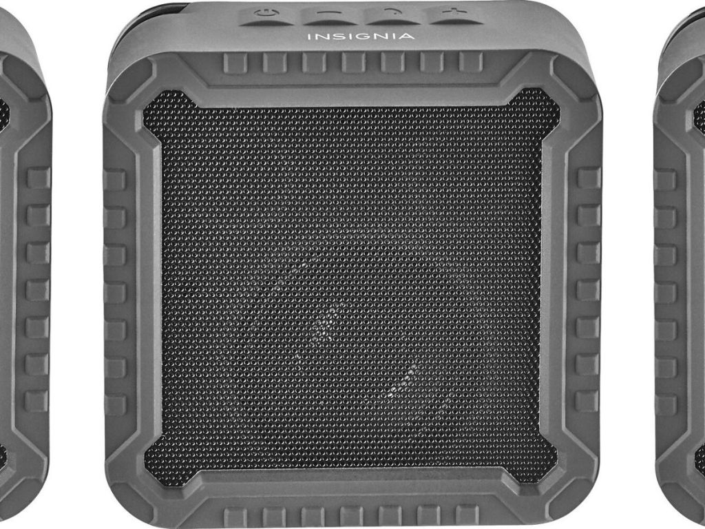 Rugged Portable Bluetooth Speaker
