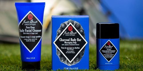 40% Off Jack Black Men's Skincare Gift Sets