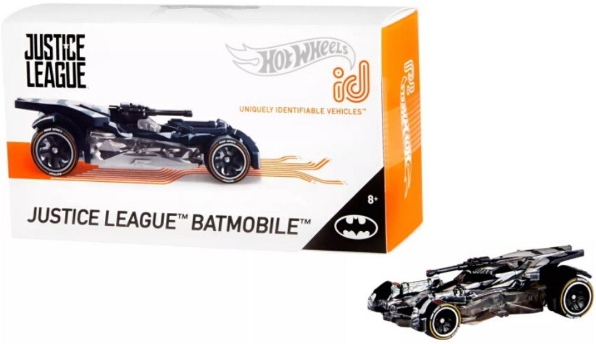 Hot wheels batman car