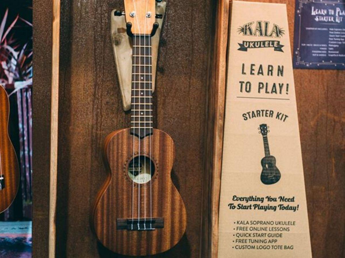 ukulele starter kit