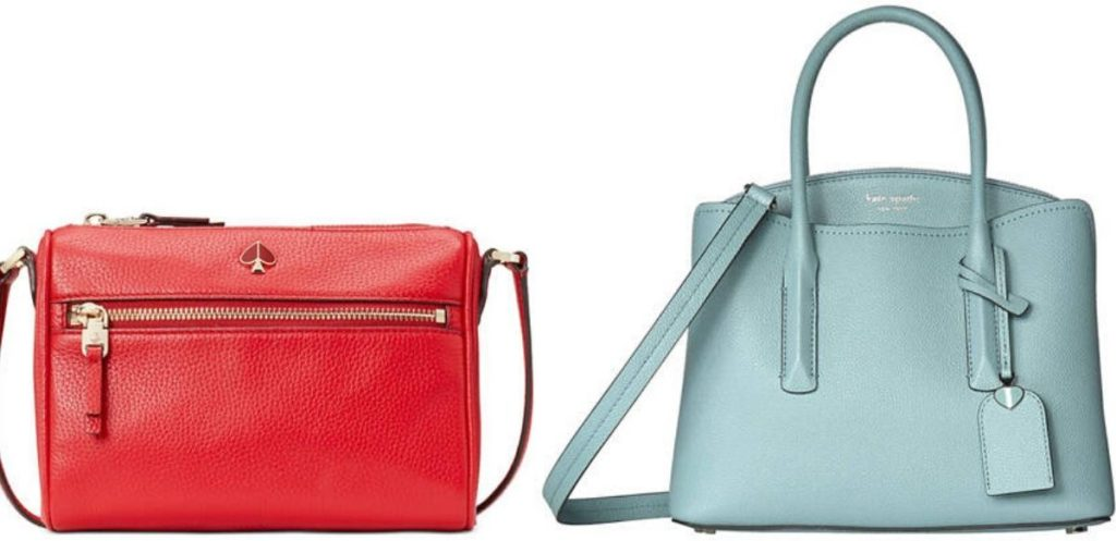 two kate spade handbags