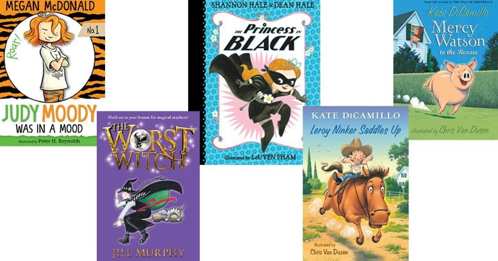 five kids books