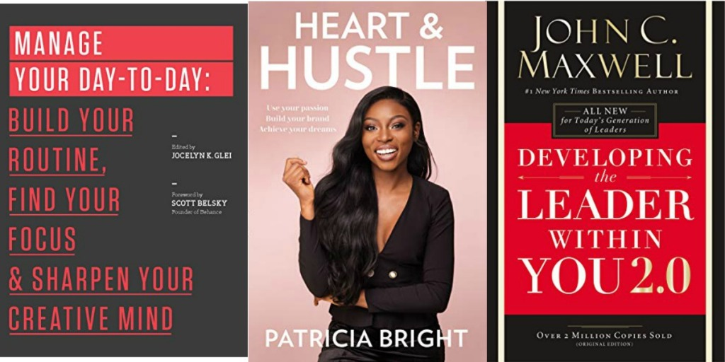 Three business themed Kindle eBooks