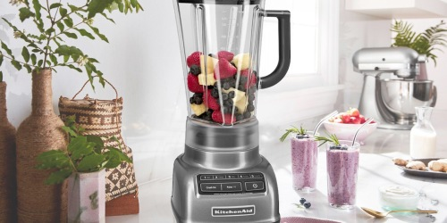 KitchenAid 5-Speed Blender Just $85.83 Shipped on Amazon | Awesome Reviews