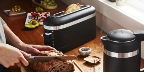 KitchenAid 2-Slice Long-Slot Toaster Only $39.99 on Zulily (Regularly $80)