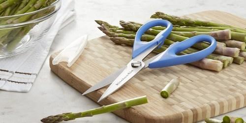 KitchenAid Kitchen Scissors Only $7.12 on Amazon