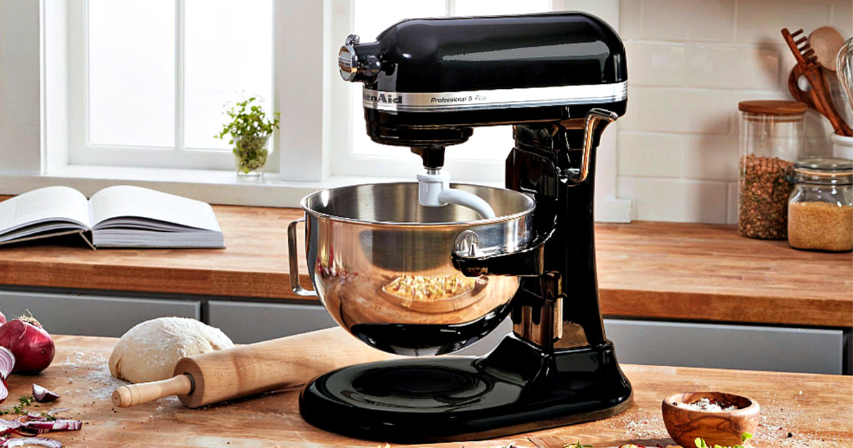 Kitchenaid Pro 7 Quart Bowl Lift Stand Mixer Only 399 99 Shipped On Bed Bath Beyond Hip2save