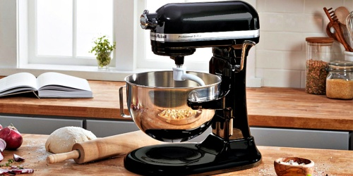 KitchenAid Pro 7-Quart Bowl-Lift Stand Mixer Only $399.99 Shipped on Bed Bath & Beyond