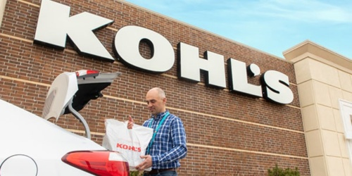 Free Drive Up Service Now Available at Kohl's During Store Closures  – Just Pop Your Trunk!