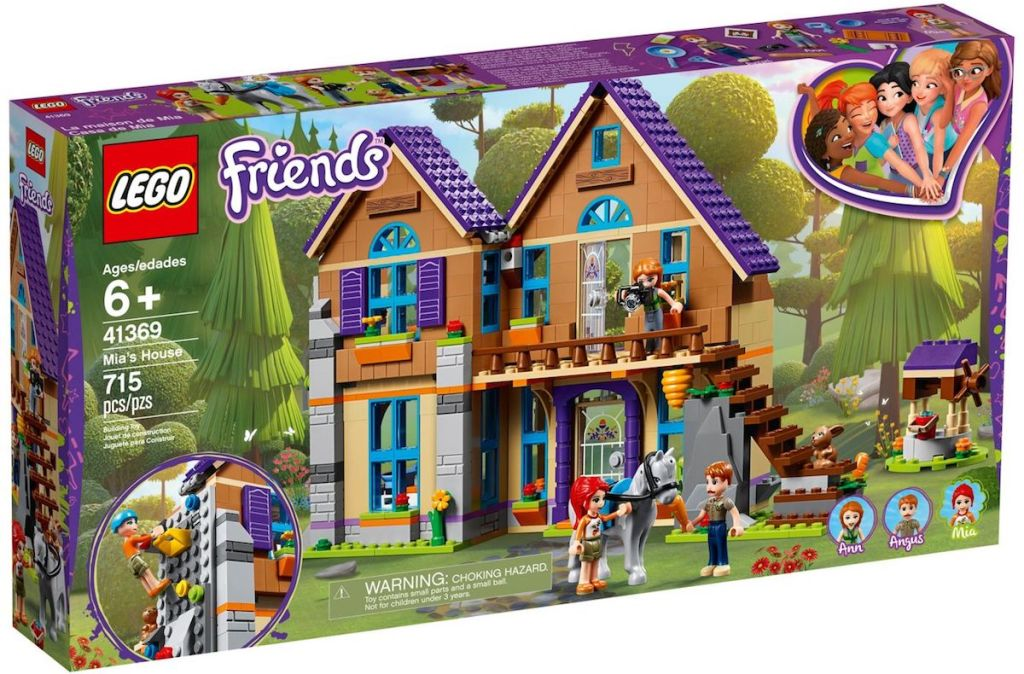 LEGO Friends House box