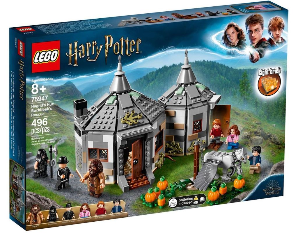 LEGO Harry Potter Set box