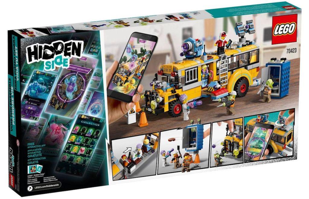 LEGO Hidden Side Bus box