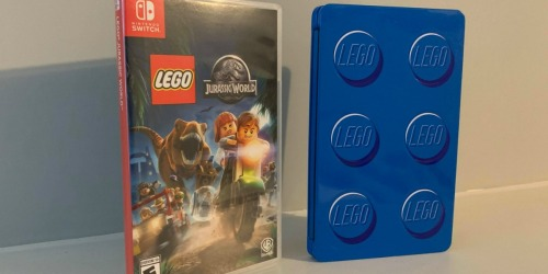 Free LEGO Steelbook Collector Game Case When You Buy 2 Games on Best Buy ($30 Value)