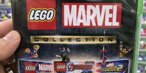 LEGO Marvel Collection PS4 or Xbox One Game Only $14.99 on BestBuy.com (Regularly $30)
