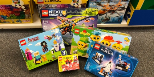 Up to 40% Off LEGO Sets on Amazon | DUPLO, Disney & More