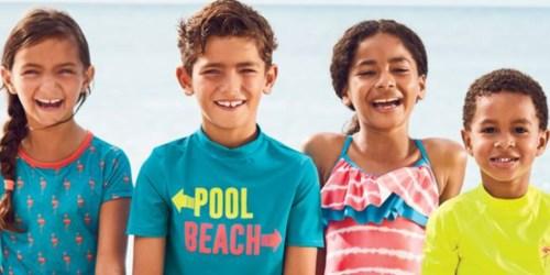 Lands' End Kids Swim Separates as Low as $4.98 Shipped (Regularly $21)