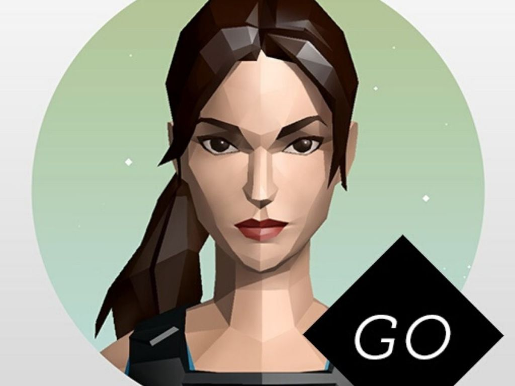 image of Laura Croft from Tombraider