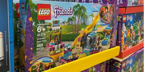 *RARE* Up to 40% Off LEGO Sets on Target.com | Harry Potter, LEGO Friends & More