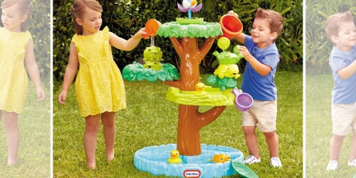 Little Tikes Magic Flower Water Table Only $49.99 + Free Target Store Pick-Up