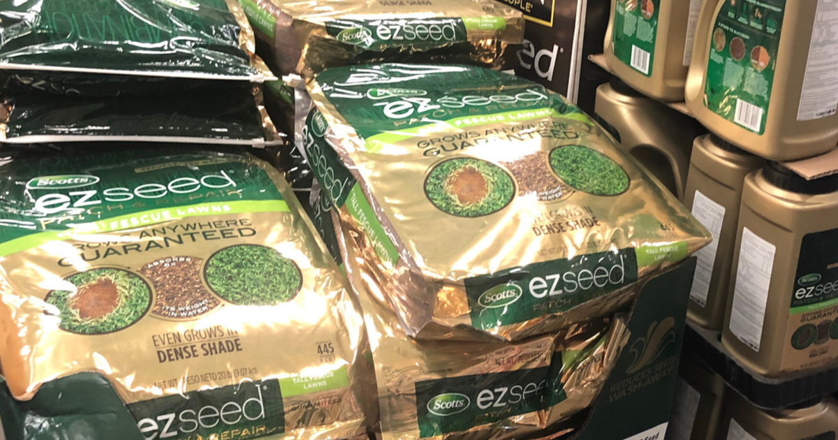 Lowe's EZ Seed
