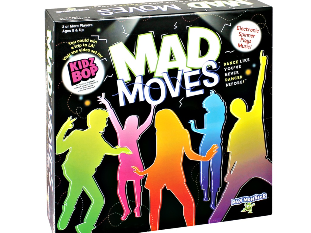 Mad Moves Game