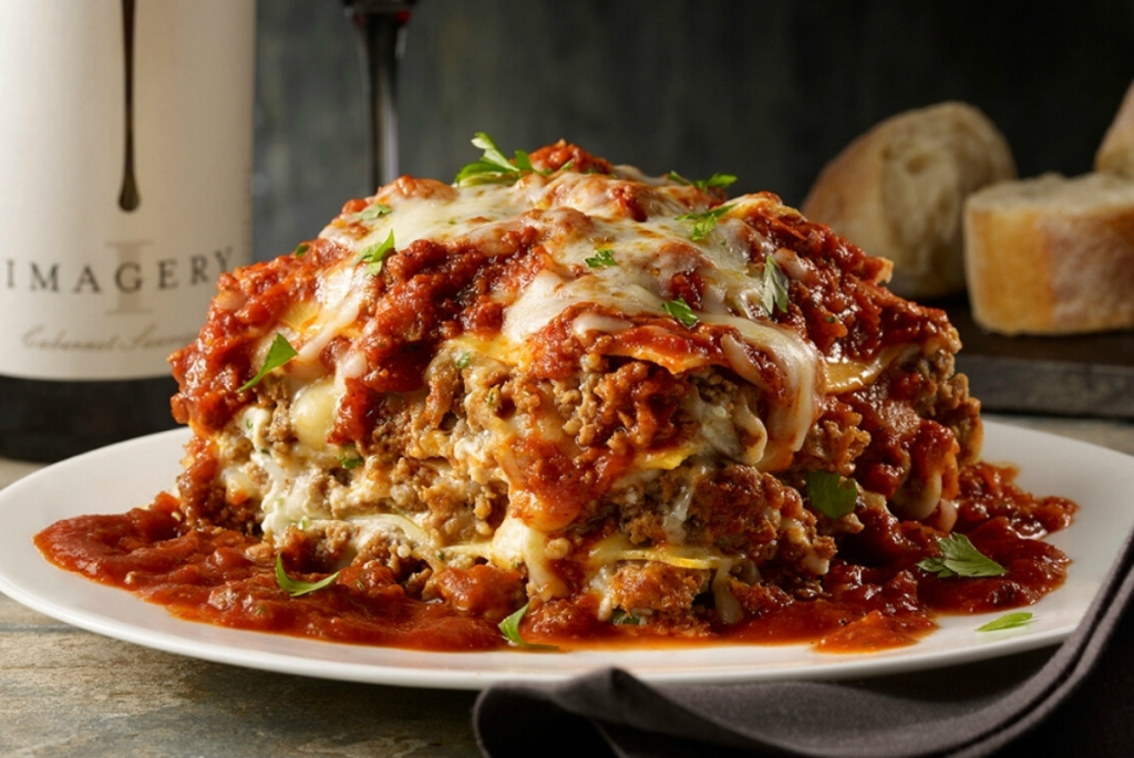 maggiano's little Italy plate of lasagna mother's day restaurant deal