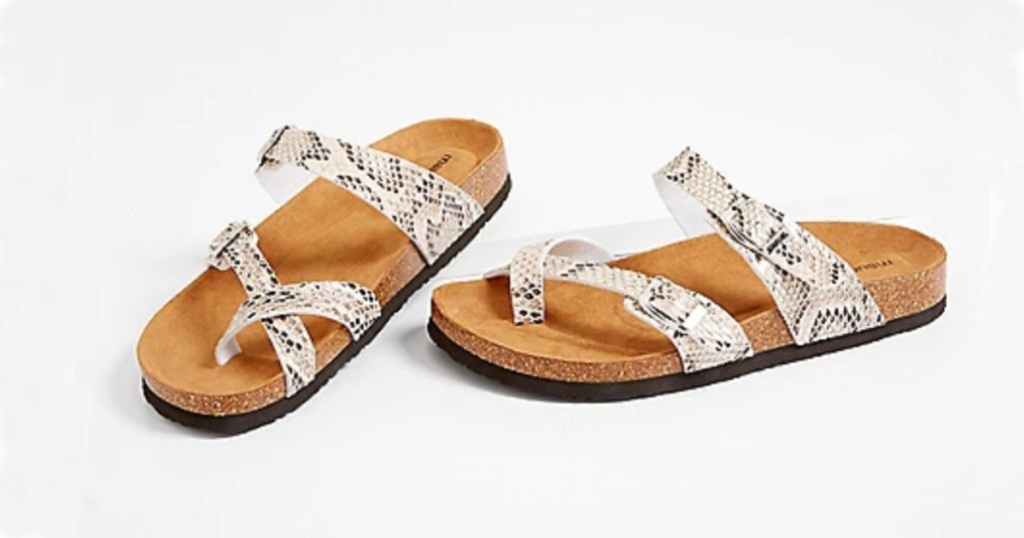 women's sandals at maurices