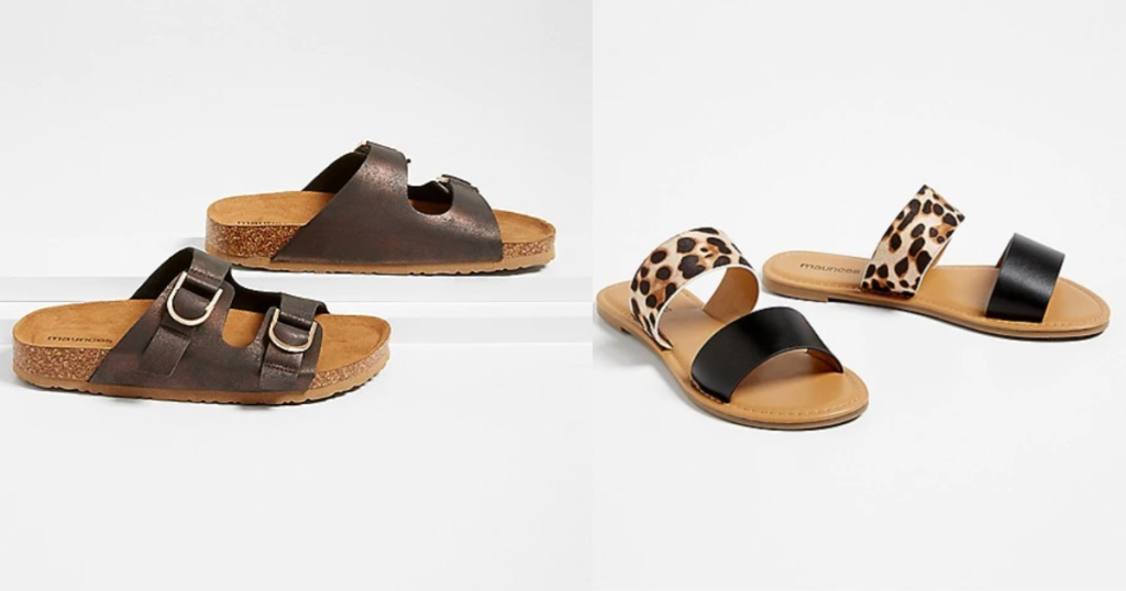 Maurices women's sandals