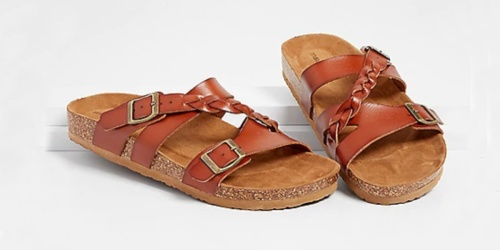Buy One, Get One Free Maurices Sandals + Free Shipping