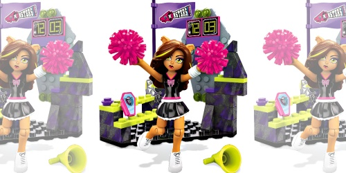 Monster High Building Sets as Low as $3.97 on Walmart.com