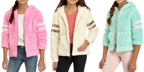 Sherpa Jackets for the Family as Low as $5 on Belk.com