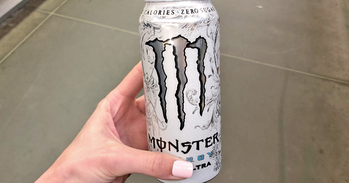 Monster Sugar Free Energy Drinks 24 Pack Only 25 64 Shipped On Amazon Just 1 Per Can Hip2save