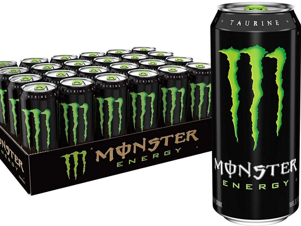 Monster Energy Drink 24 pack