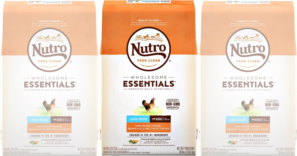 Nutro Wholesome Essentials Farm-Raised Chicken Large Breed Puppy Food (1)