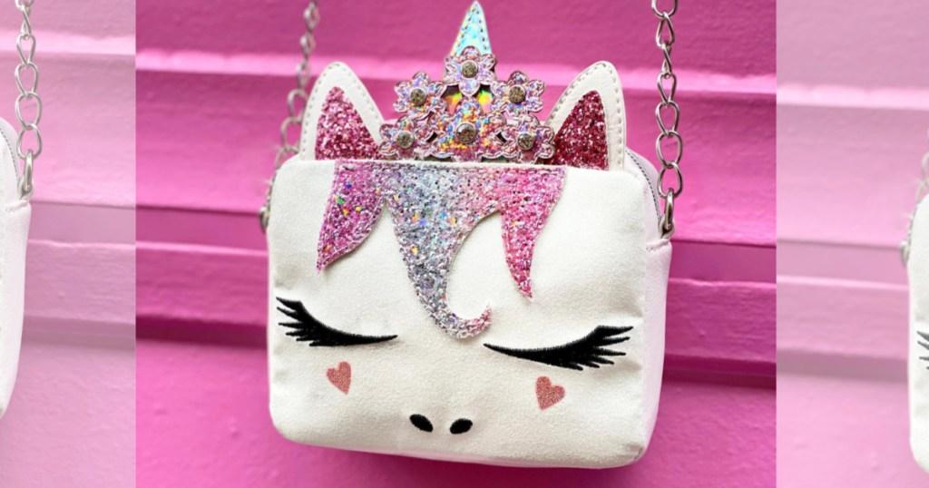 Unicorn purse