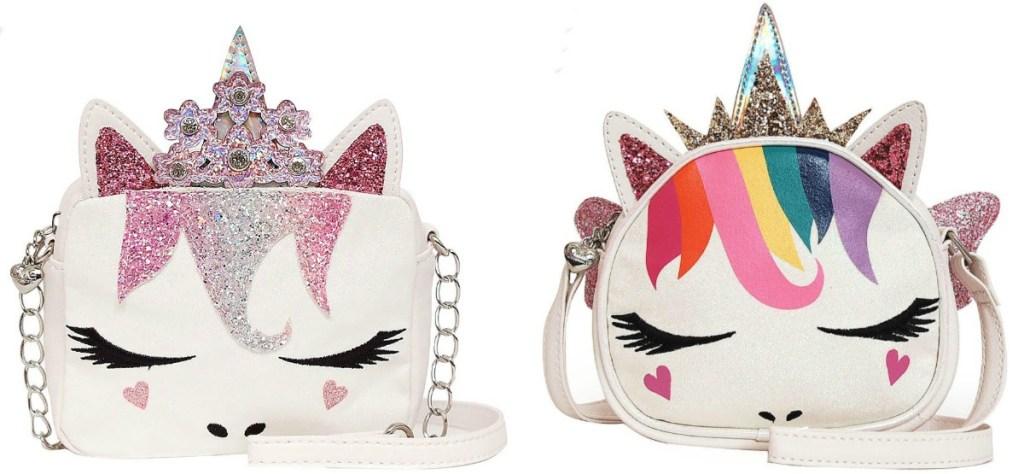 OMG Accessories Unicorn Handbags