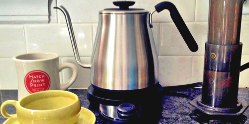OXO Electric Pour-Over Kettle Only $79.99 Shipped (Regularly $100)