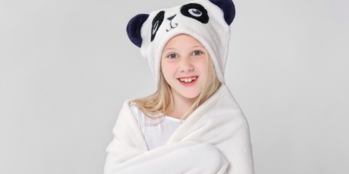 Kids Wearable Blankets Only $5 on Walmart.com (Regularly up to $16)